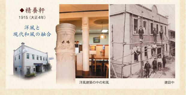 精養軒 1915(大正4年)