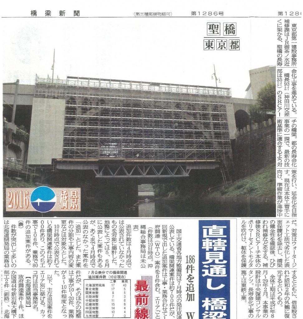 橋梁新聞20160725
