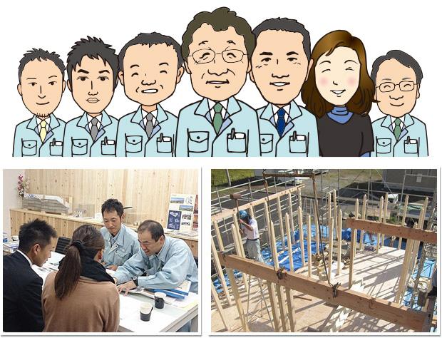 窪田建設の家づくり